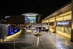 plaza real nightlife in alajuela, stores and movies